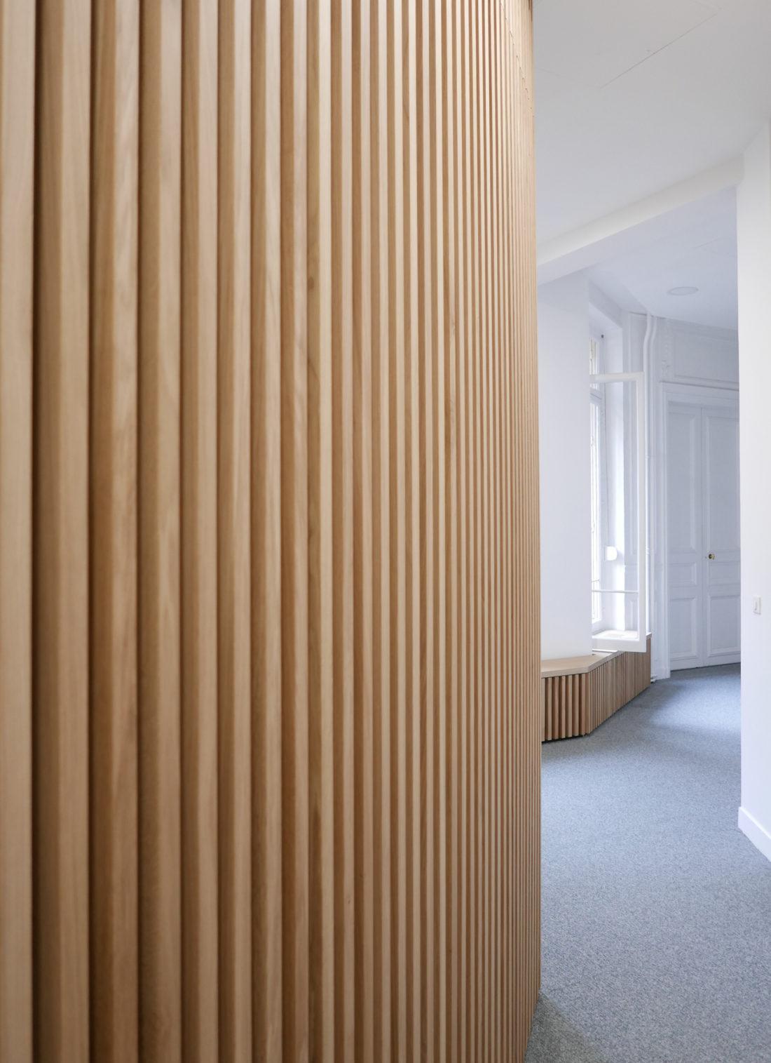 Sarah Bouton et Joséphine Gad - Architectes d'intérieur - Bureaux